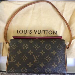 Mini monogram handbag